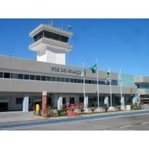 FOZ DO IGUAÇU-PR: Transfer BILÍNGUE Inglês Aeroporto x Hotéis centrais *Regular