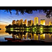 LONDRINA-PR: Transfer Aeroporto x Hotéis centrais *Regular