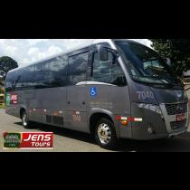 Fretamento de Micro ônibus Executivo em Curitiba - 5 horas / 75 km