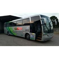 Fretamento de Ônibus Executivo em Curitiba - 5 horas / 75 km